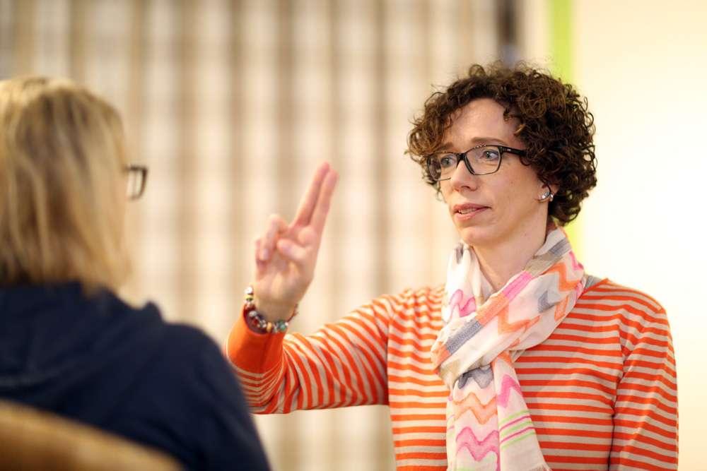 Mentoring Ann-Katrin Kossendey-Koch