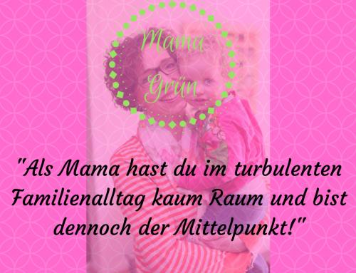 Mama Grüns Tagebuch: Dabei war Freitag gar nicht der 13.