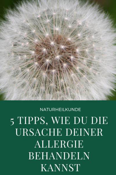 , Naturheilkunde: 5 Tipps, wie du die Ursache deiner Allergie behandeln kannst