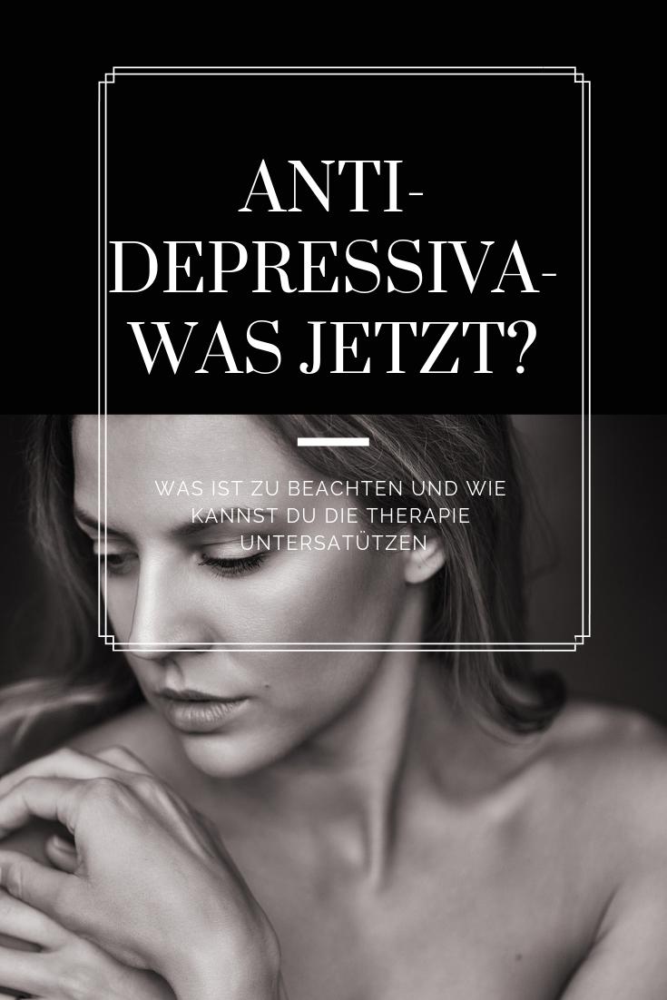 , Antidepressiva- was jetzt?
