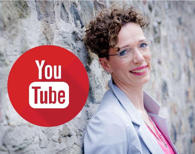 Youtube - Ann-katrin Kossendey-Koch