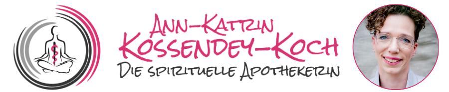 Ann-Katrin Kossendey-Koch…Gesundheit neu erleben! Logo